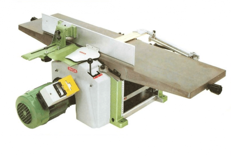 Inca Automatic Jointer Planer