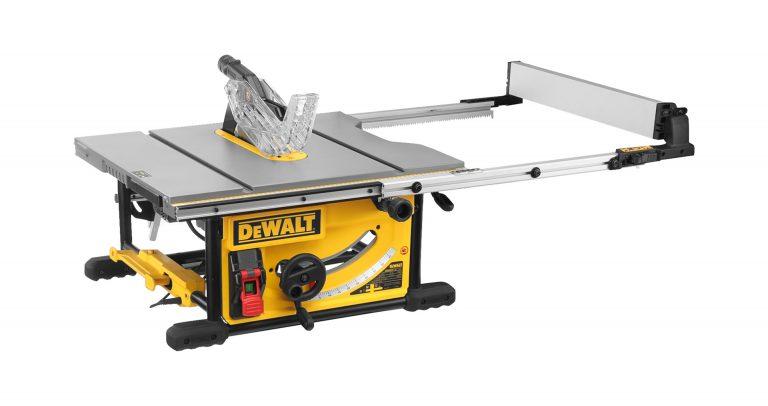 dewalt dw7492 table saw