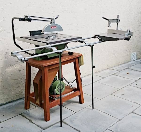 Guide to Inca Woodworking Machines