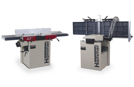 Hammer Jointer Planers Featured Image