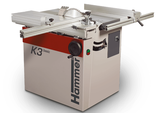 Hammer K3 Basic Table Saw