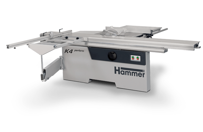 Guide to the Hammer K3 and K4 Table and Panel Saws