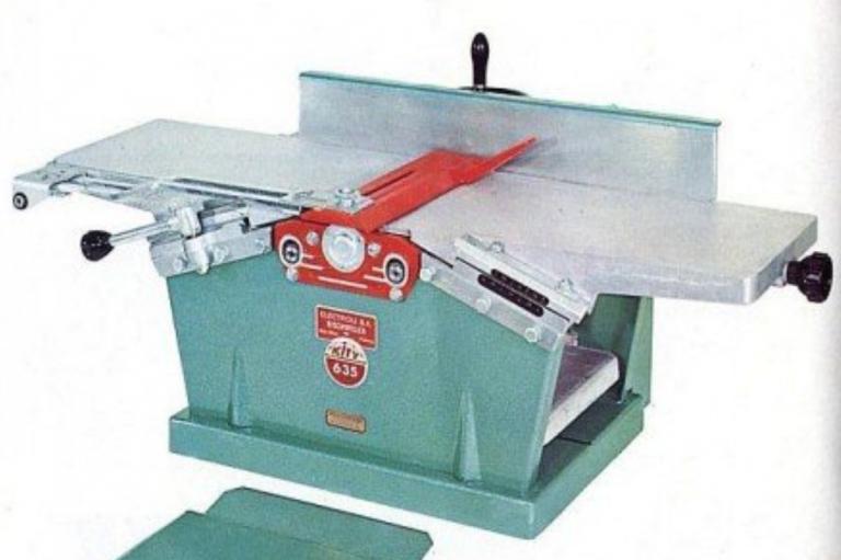 Kity 635 Jointer Planer