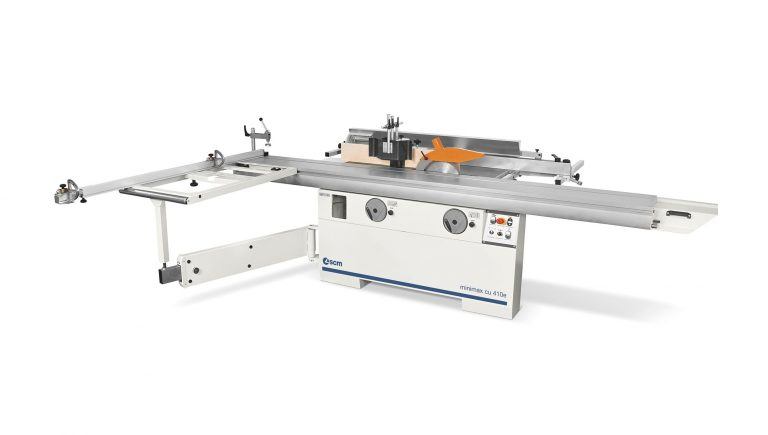 SCM Minimax CU 410 Elite Combo Machine