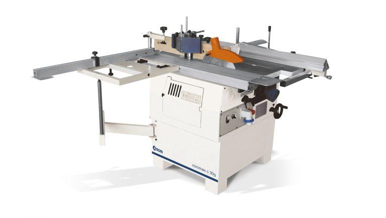 SCM Minimax C 30 Genius Combo Machine