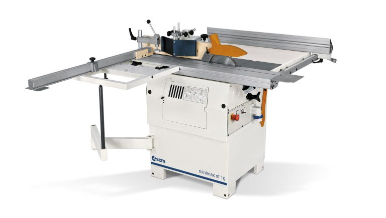 SCM Minimax ST 1 Genius Saw Shaper