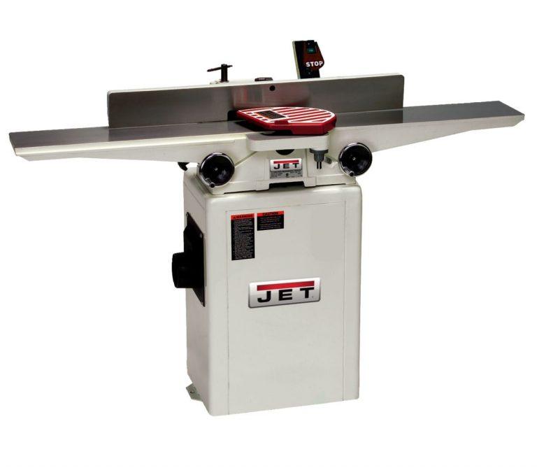 JET JJ-6CSDX Jointer