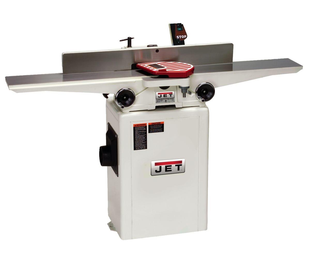 JET JJ-6HHDX Jointer