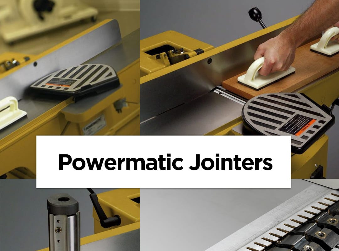Finding the right Powermatic Jointer — all models compared