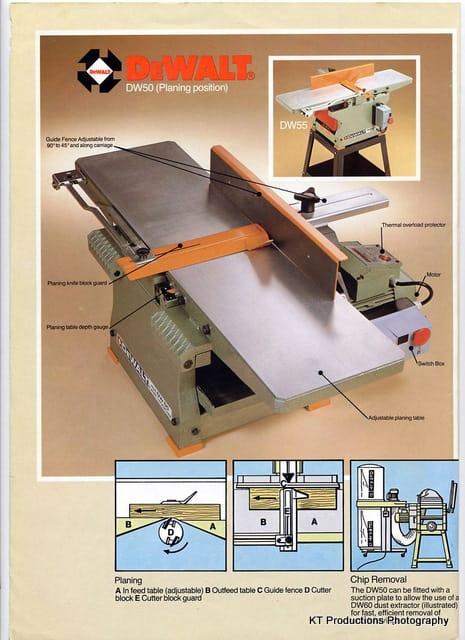 DeWalt DW50 Brochure 2