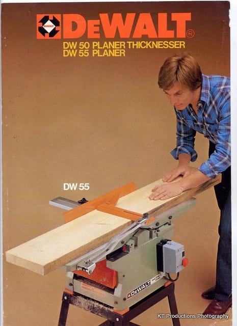DeWalt DW50 Brochure Image