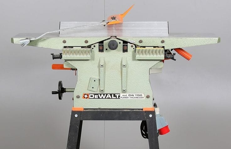 DeWalt DW1150 Jointer Planer