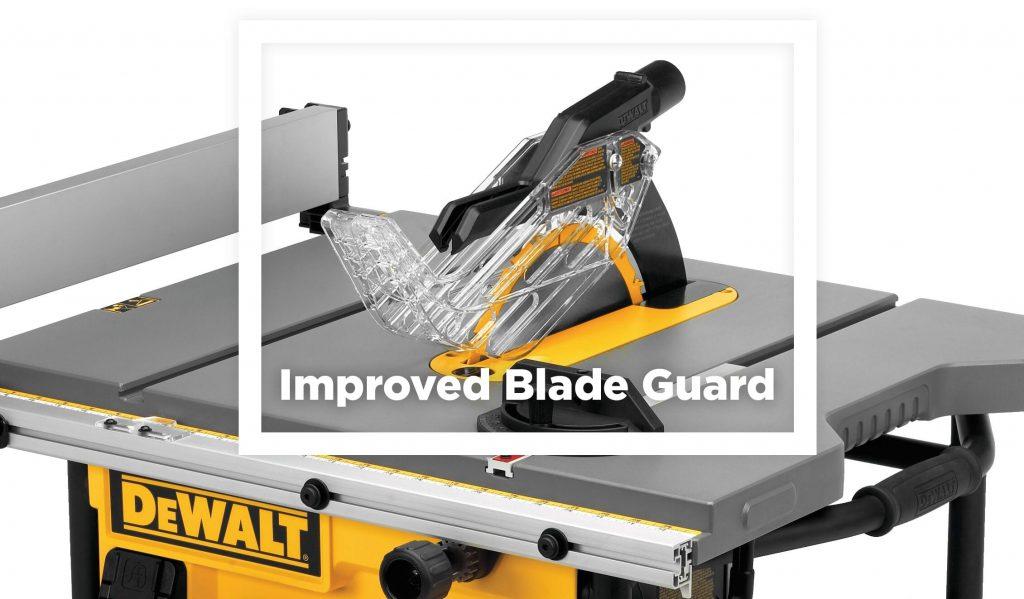 DeWalt DW7492 Improved Blade Guard
