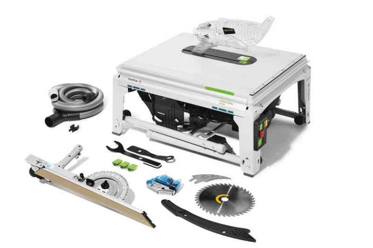 Festool TKS 80 EBS Package