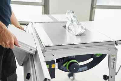 Festool TKS 80 EBS-Set Sliding Table