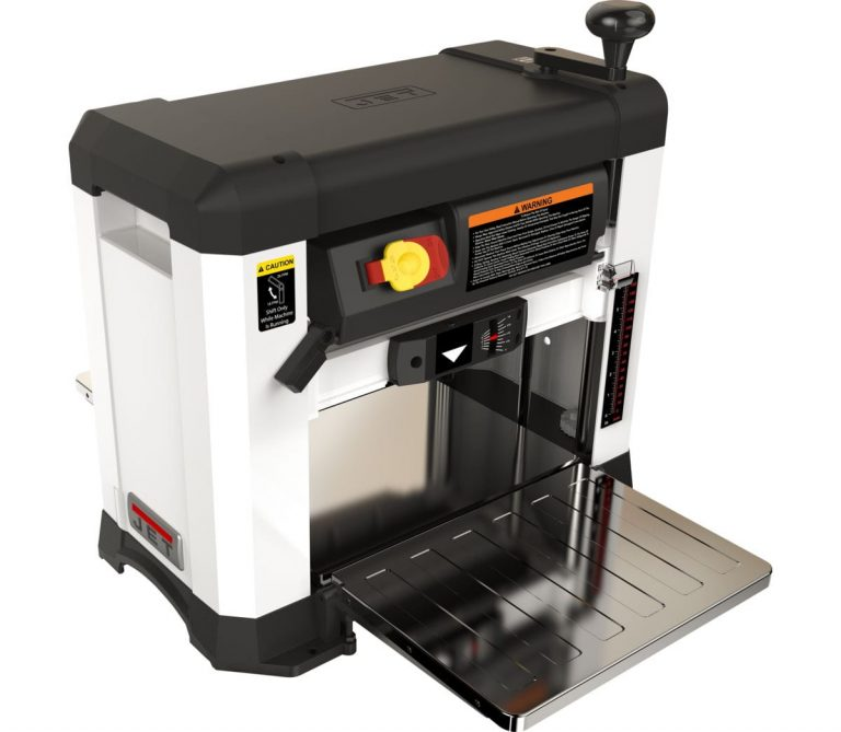 Jet 13 Benchtop Planer Helical Style