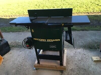 Record Power RD26 Planer Thicknesser