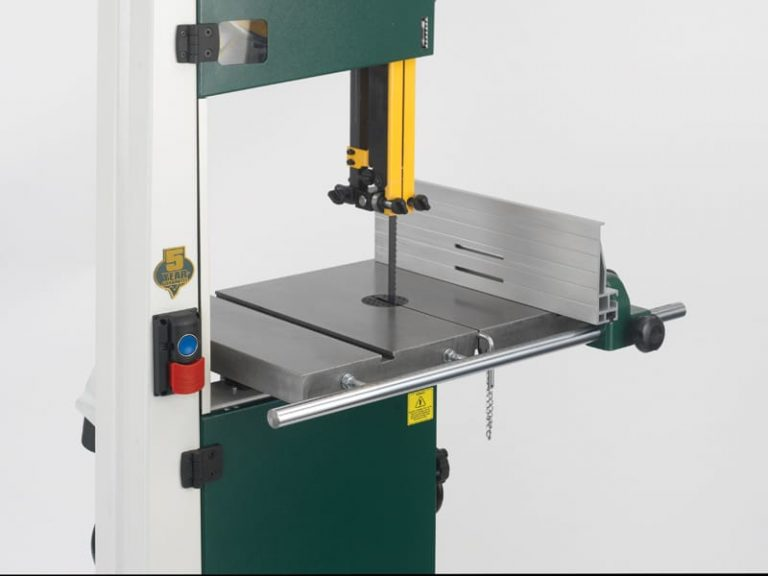 Record Power Sabre 350 Bandsaw Fence