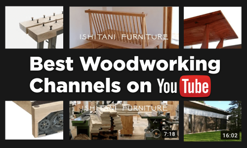 Best Woodworking Channels Youtube