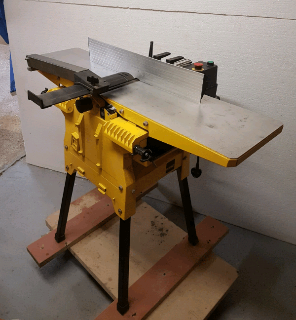 DeWalt DW733S Jointer Planer