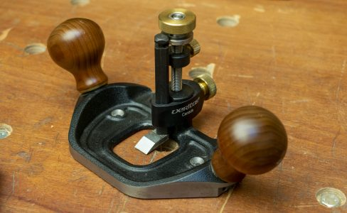 Veritas Router Plane Front Right
