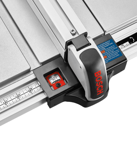 Bosch 4100-10 Table Saw Fine Adjustment