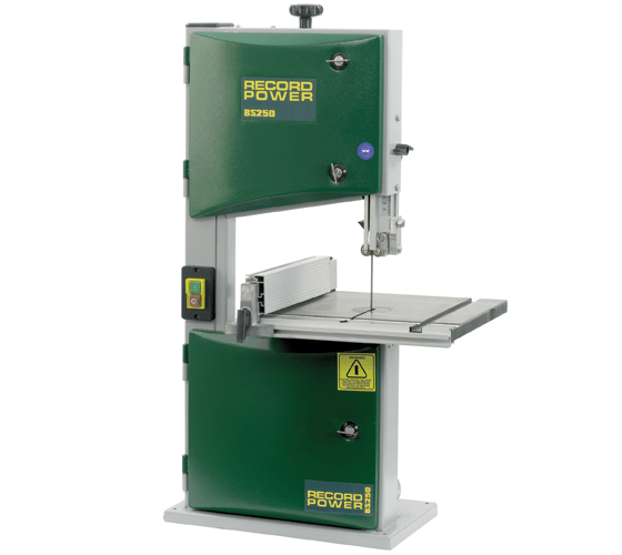 Record Power BS250 Bandsaw