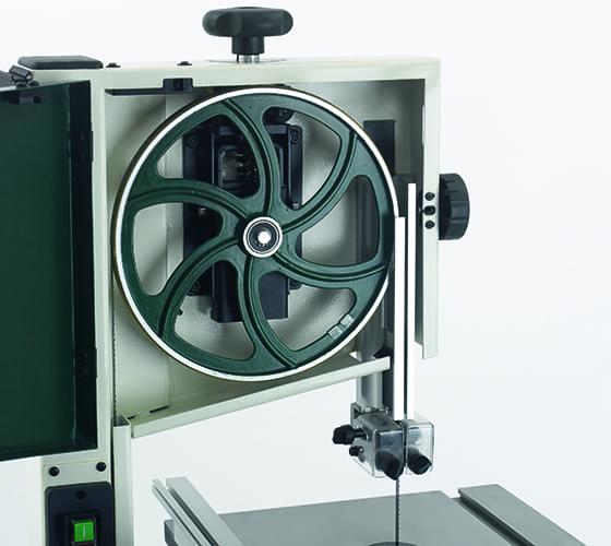 Record Power Sabre 250 Bandsaw Wheel