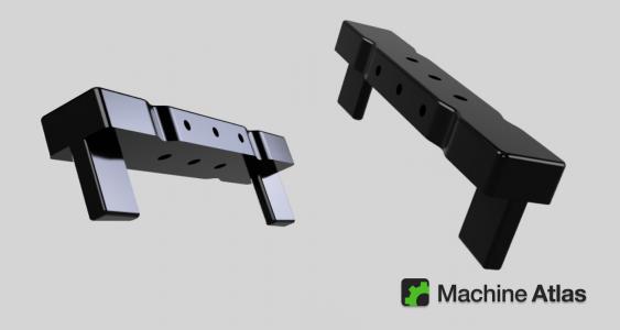 Spar Gauge 3D Model