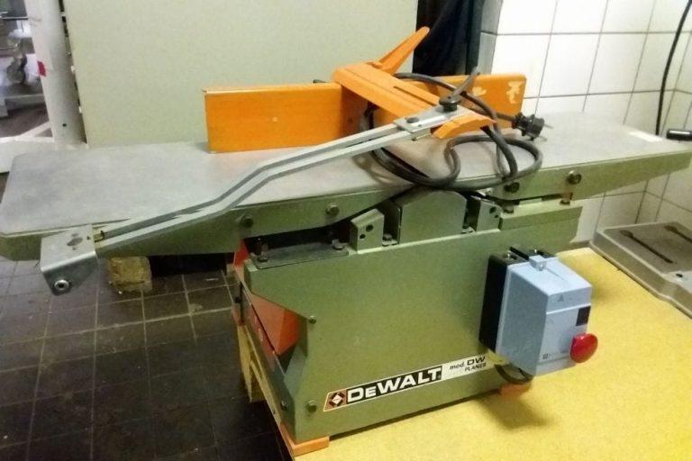 DeWalt DW55 Jointer