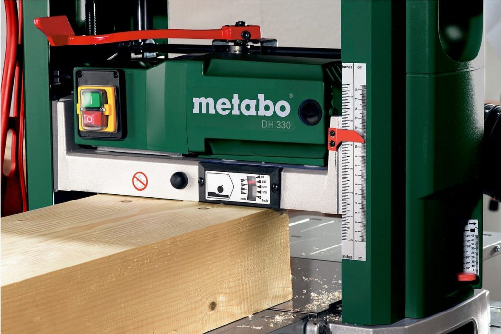 Metabo DH 330 Front View