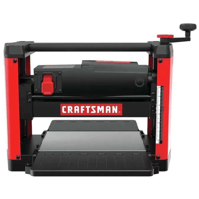 Craftsman CMEW320 Benchtop Planer Front
