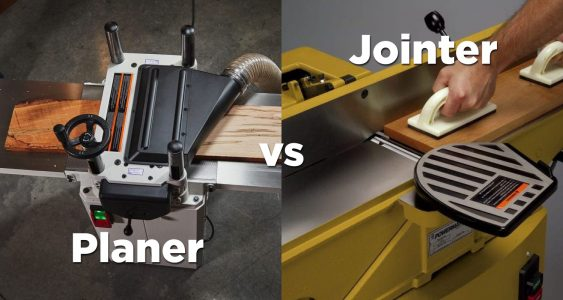 Jointer vs Planer vs Thicknesser Featured Image